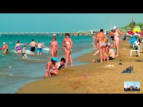 Пляжи Анталийского побережья. Турция, Белек