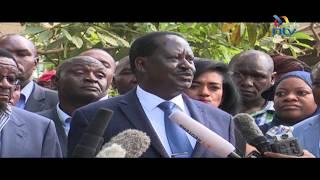 AG warns Raila and Nasa on oath plan - VIDEO