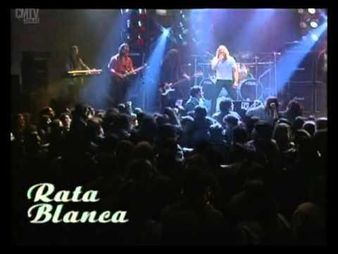 Rata Blanca video La historia de un muchacho - CM Vivo 1997
