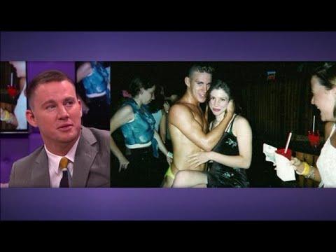 Channing Tatum doet boekje open over stripperverleden - RTL LATE NIGHT/ SUMMER NIGHT