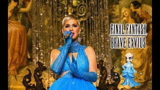 """【FFBE】Katy Perry """"Immortal Flame"""""""
