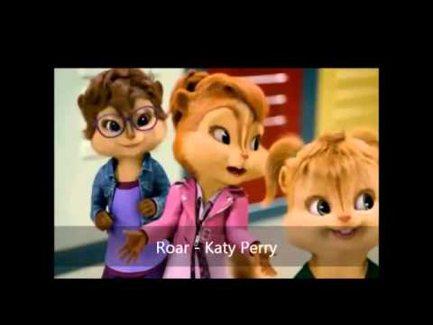 Katy Perry -  Roar (Chipmunks)