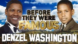 DENZEL WASHINGTON - Before They Were Famous - Fences