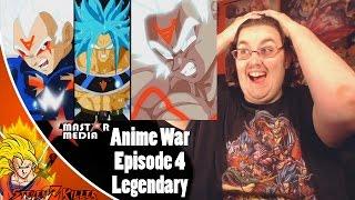 Anime War - Episode 4_ Legendary (By MaSTAR Media) REACTION!!!