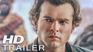 SOLO: A STAR WARS STORY Trailer 2 Deutsch German (2018)