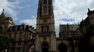 preview picture of video '(4K)Travel to Paris 2014 - Église Saint-Germain-l'Auxerrois サンジェルマン・ロクセロワ教会'