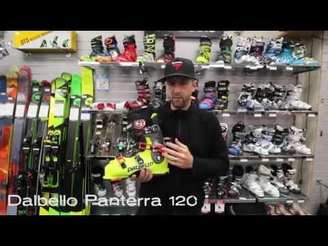 Dalbello Panterra 120 2016 ski boot review