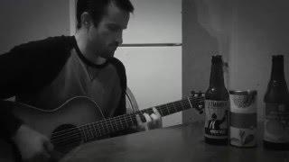 Drew Thomas-Jonny Lang (Darker Side Acoustic Cover)