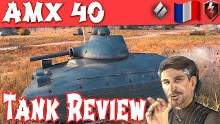 world of tanks blitz amx 40 - मुफ्त ऑनलाइन