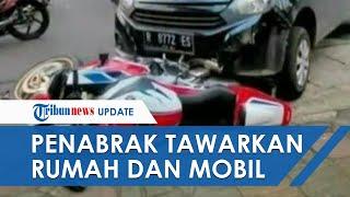 Fakta Viralnya Kecelakaan Ayla VS CBR di Purwokerto, Tawari Ganti Rugi Mobil dan Rumah