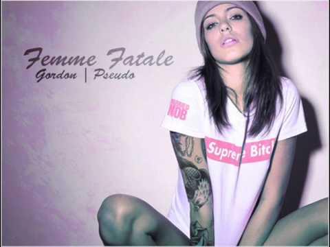 , title : 'Pseudo e Gordon - Femme Fatale'