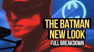 THE BATMAN FIRST LOOK! Reaction & Deep Breakdown Here!!