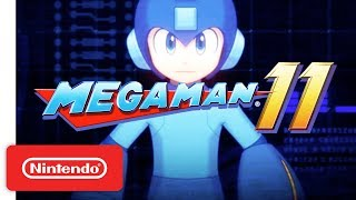 Mega Man 11 Pre-order Trailer - Nintendo Switch