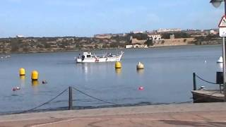 preview picture of video 'Es Castell - Lunch, Menorca'