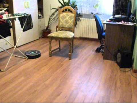 iRobot Roomba 780 - Real test