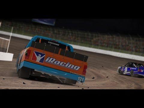 The NASCAR iRacing Truck Series at Eldora: July 17-24