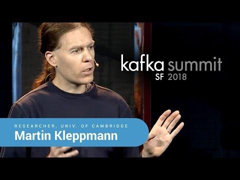 Martin Kleppman Kafka video