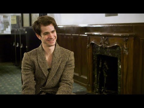 Andrew Garfield on Donald Trump and Gun Control