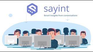 Videos zu Sayint