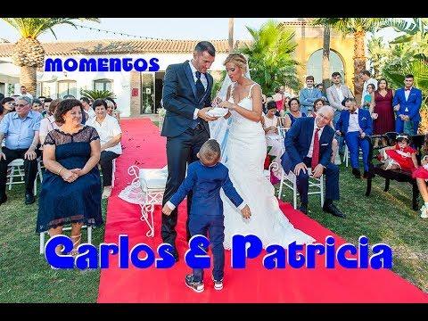 Momentos Boda Carlos y Patricia - La Viñuela, Málaga