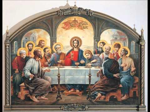 Евангелие от Иоанна глава 15