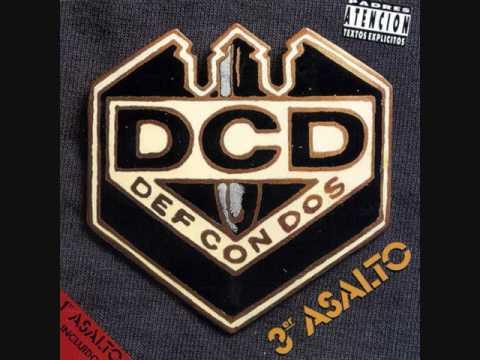 Def con Dos - Tercer asalto (Álbum completo)