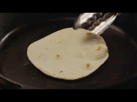 How to Make Homemade Flour Tortillas | Tortilla Recipe | Allrecipes.com
