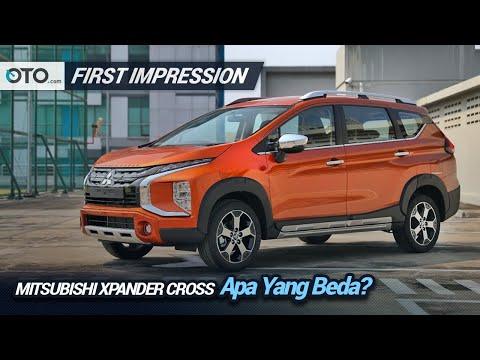 Mitsubishi Xpander Cross | First Impression | Apa Yang Beda? | OTO.com