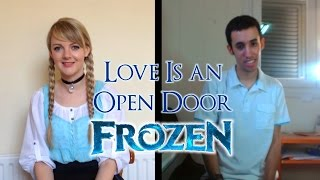 🎵 Love Is an Open Door (Frozen) ~ Played and sung by HollowRiku & LittlexxPixi
