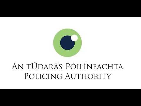 Policing Authority Meeting with the Garda Commissioner in public