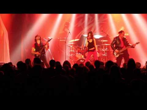 ELYOSE: Rédemption (NEW SONG!!) - Live in Marseille (FR) MULTICAM HD