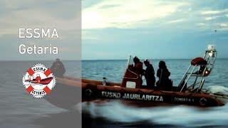 preview picture of video 'ESSMA-Getaria (Cruz Roja)'