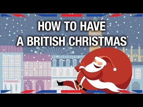 Britské Vánoce