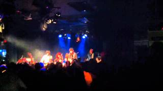 Arkells - Happen Now (Joel Plaskett cover) and Bloodlines (Live from Halifax Feb. 2, 2012)