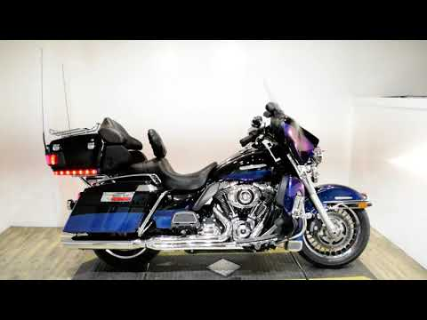 2010 Harley-Davidson Electra Glide® Ultra Limited in Wauconda, Illinois - Video 1