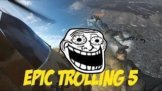 Battlefield 4 - Epic Trolling 5