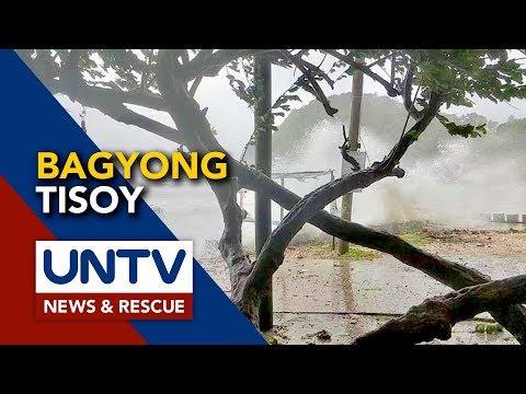 [UNTV]  13 kumpirmadong nasawi sa bagyong Tisoy – NDRRMC