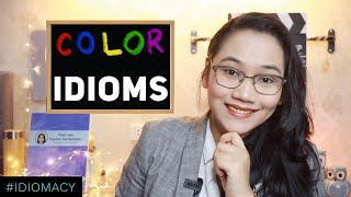 Grade 10 English | Color Idioms | Team Lyqa