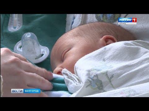 ГТРК Белгород - Белгородская область получила более 140 млн рублей на выплаты за рождение первенца