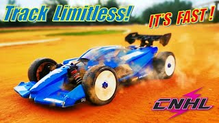Track Limitless! FPV Track racing with Friends!