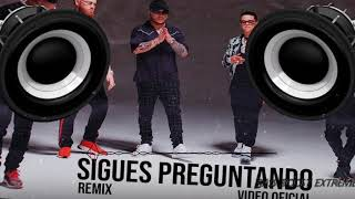 Alex Rose - Sigues Preguntando (Remix) [BASS BOOSTED] Myke Towers, Miky Woodz, Jory Boy & J Álvarez