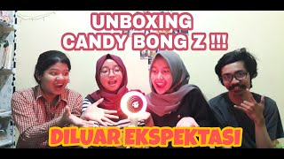 candy bong z unboxing indonesia - TH-Clip