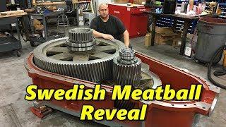 SwedishGearboxShaftPart4:Keyways&theReveal!