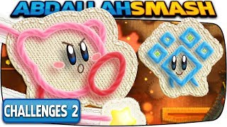 Kirby's Extra Epic Yarn - Part 9:  All Beadrix's Run Challenges!