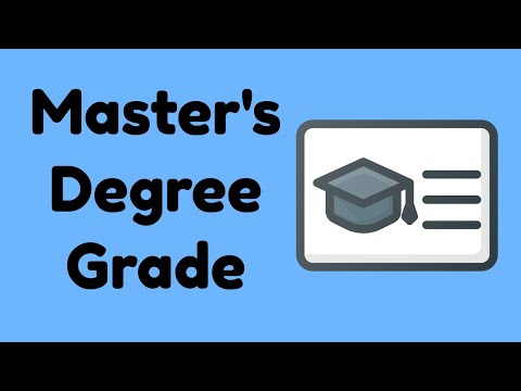 5. Does my masters degree grade matter?