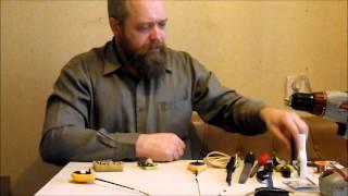 Мормышки чертики изготовление своими руками