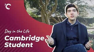 youtube video thumbnail - A Day in the Life: University of Cambridge Economics Student