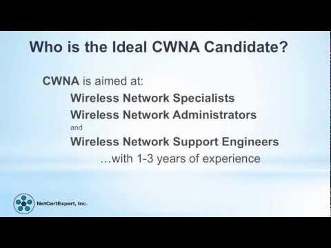 CWNA - Certified Wireless Network Administrator - YouTube