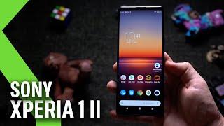 SONY XPERIA 1 II Análisis tras primera toma de contacto - ¿El móvil definitivo de Sony?