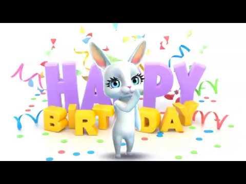 Прикольные поздравления с днем рождения с юмором короткие. Видео открытки.